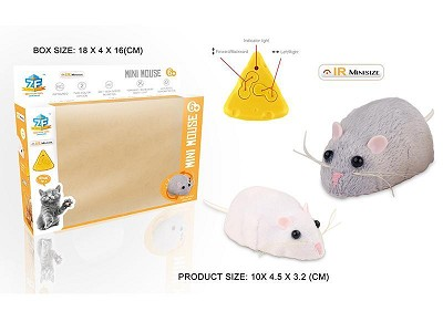 IR R/C Simulated Mouse