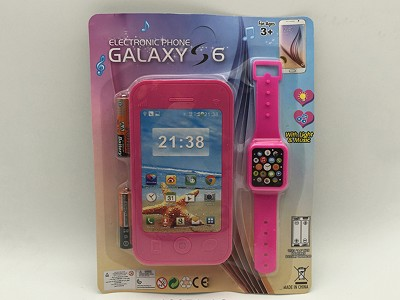 Simulated Mobile Phone   Watch(include  battery)