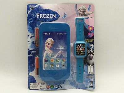 Frozen Mobile Phone   Watch(include  battery)
